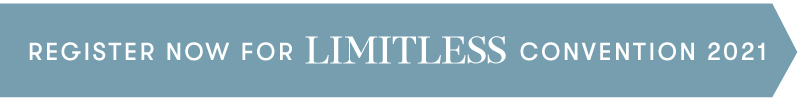 Register now for Limitless Convention 2021