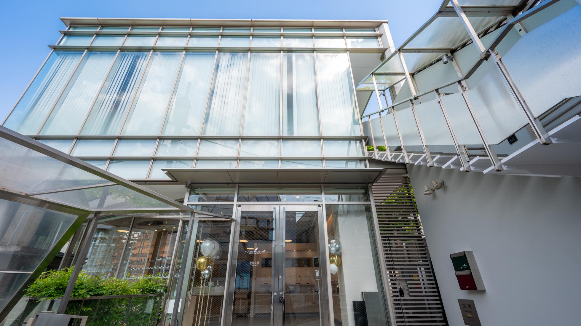 Youngliving Japan Omotesando Experience Center