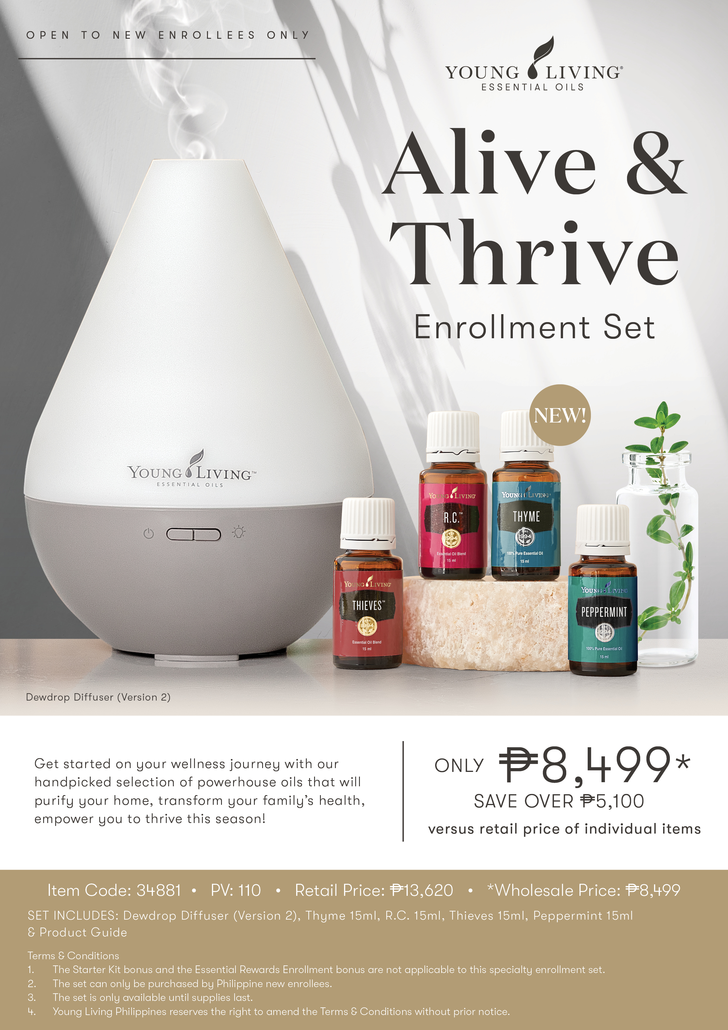 young living essential oils sign in