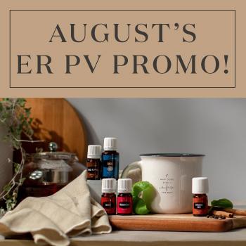August ER PV Promo