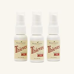 Thieves® Spray 3 Pack
