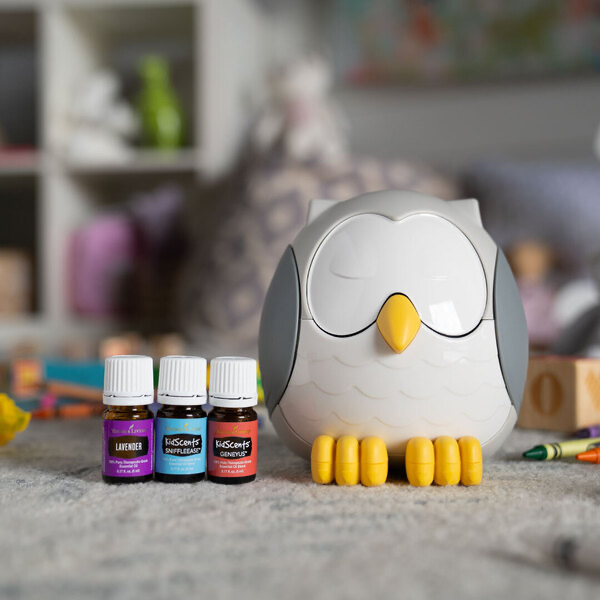 Feather the Owl Diffuser Bundle