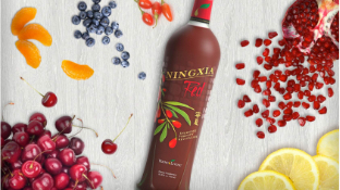 Botella de Ningxia Red