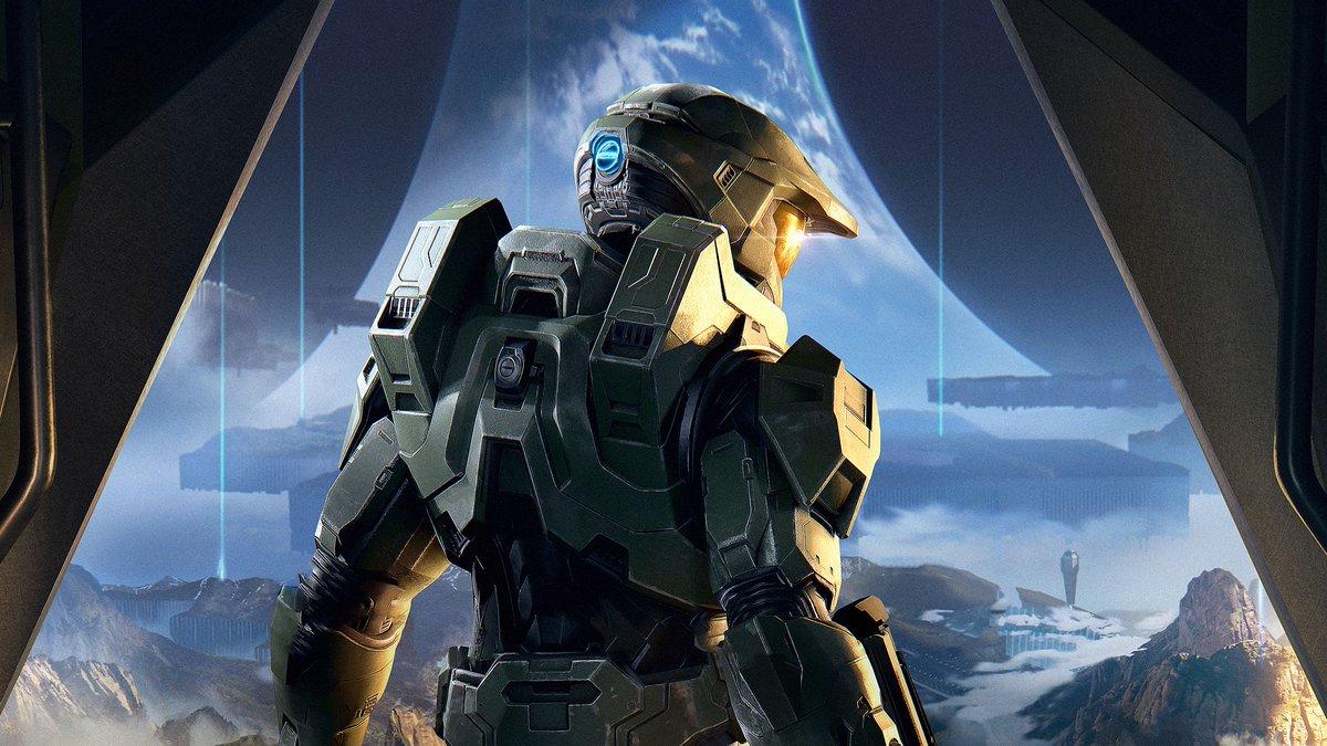 Halo Infinite - Master Chief back