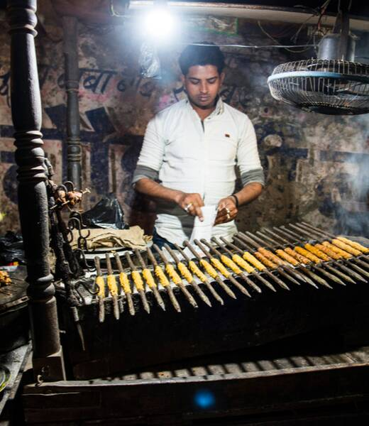 Must try street food in Delhi you shouldn't skip header image