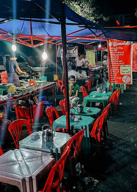 Hit the street food night markets with your expert foodie guide