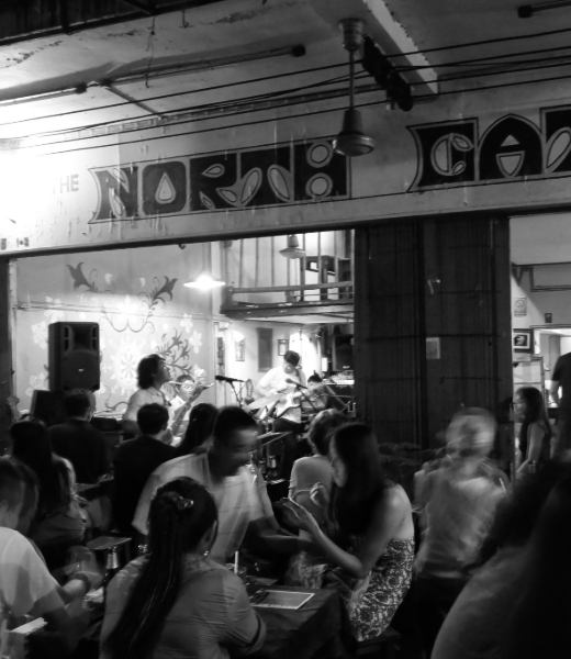 The North Gate Jazz Co-Op vs Boy Blues Bar header image