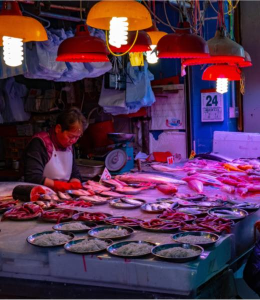 Where to eat seafood in Hong Kong header image