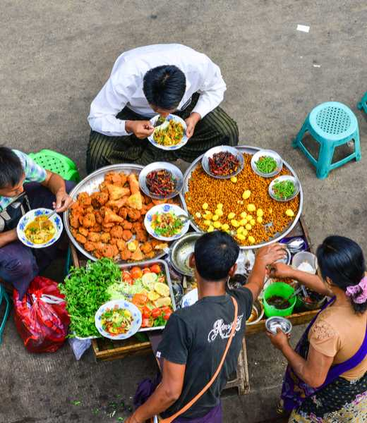 What to eat in Yangon header image