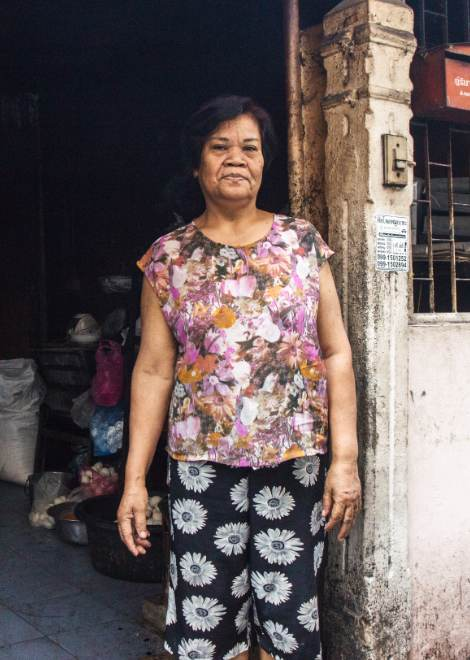 Meet the  'dessert queen' of Bangkok