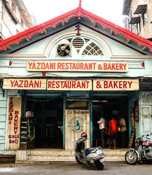 A guide to Mumbai's Irani cafes header image