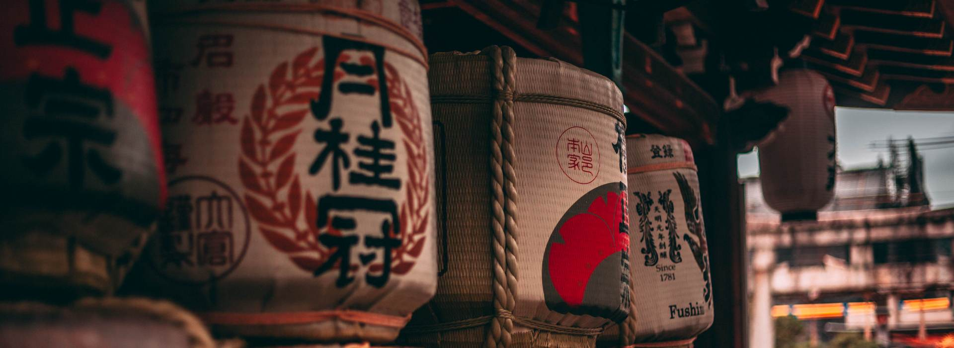 video screenshot for Discover what Kyoto sake is all about