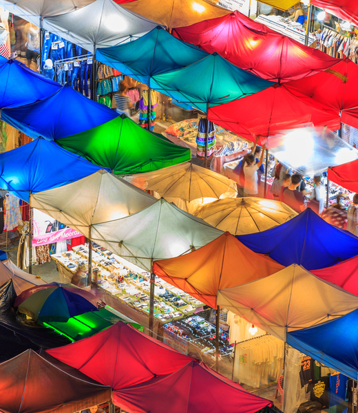 5 night markets in Bangkok you should visit header image