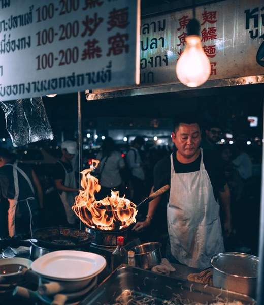 A guide to vegetarian food in Bangkok header image