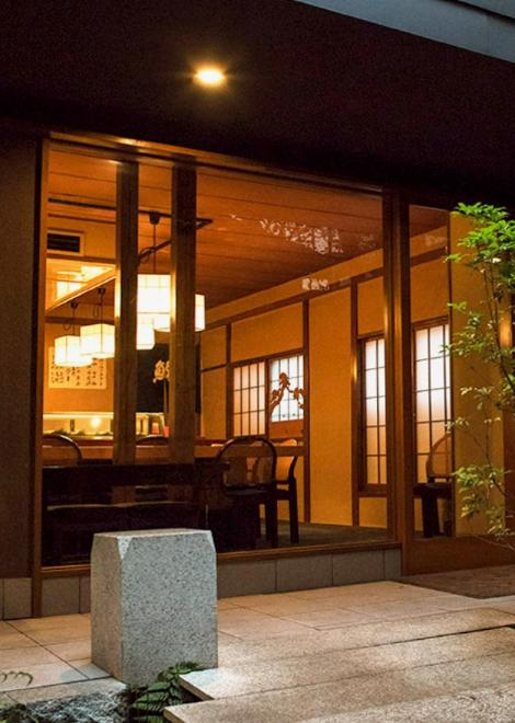 Return to the 100-year-old Matsunozushi restaurant for a private sushi lunch
