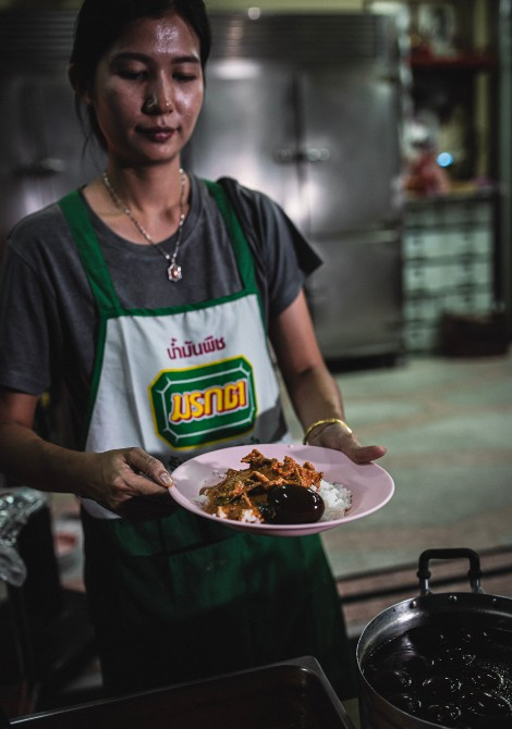 You'll leave with a deeper understanding of Bangkok's eating culture.