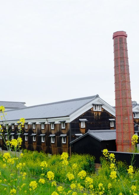 Visit one of the best traditional sake breweries in Kyoto