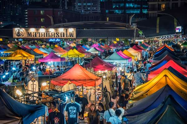 Esplanade Night Market