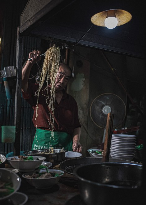 Meet Bangkok's local food heroes.