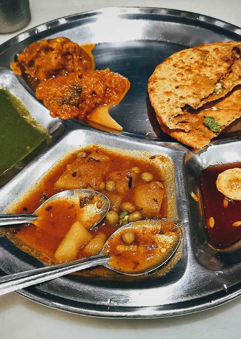 This paratha joint has been serving hungry locals for decades