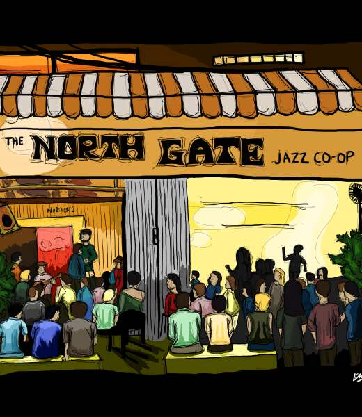 Bar talk: North Gate Jazz Co-Op header image