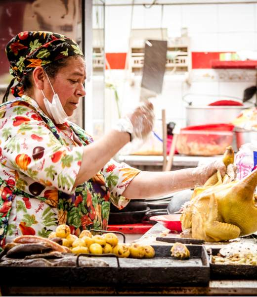 The best of Bogota's food scene header image