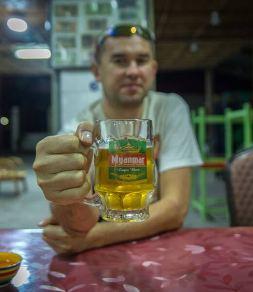 Bars in Yangon - drinking in Myanmar's capital header image