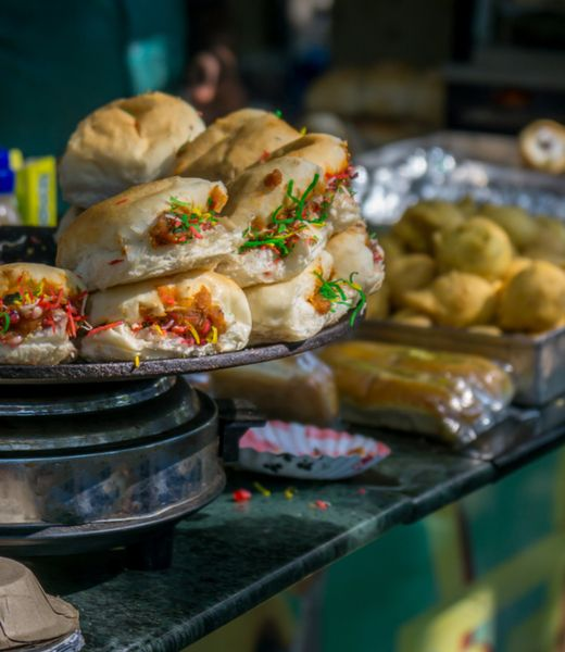 Recipe: Bombay pav header image