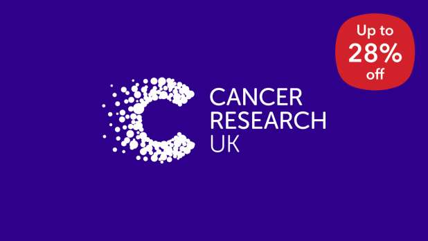 Cancer research uk - Up to 28% off