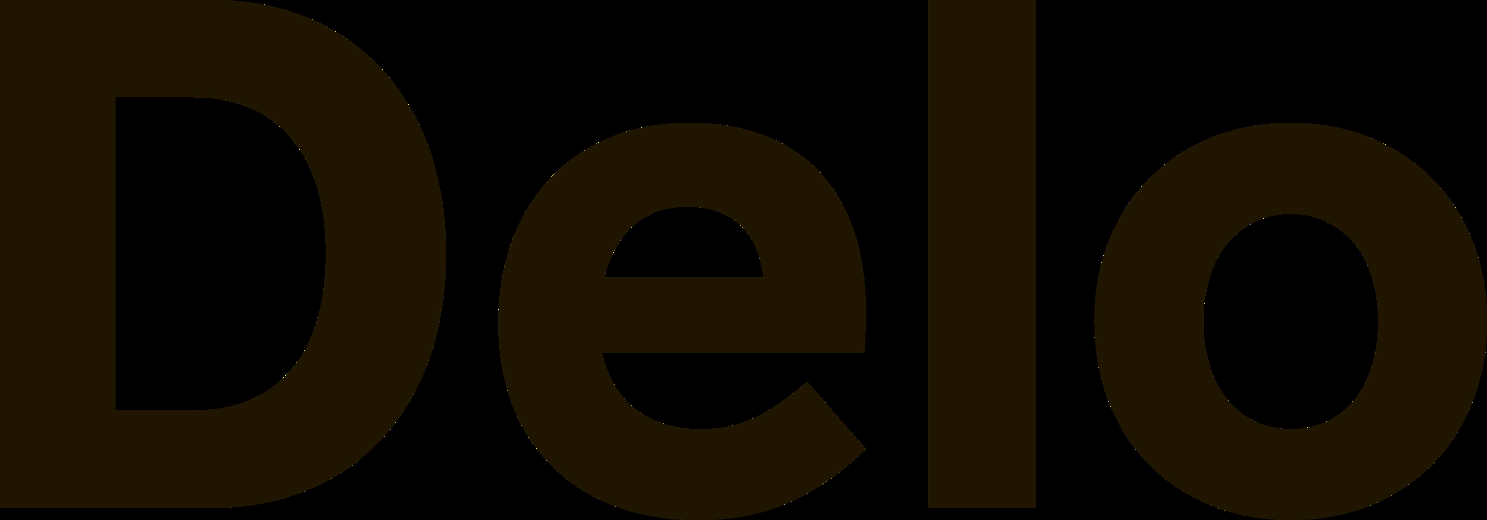 logo delo design