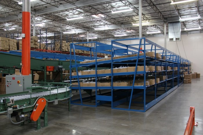 Used Material Handling Equipment & Pallet Racks | Dallas TX