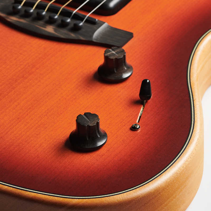 Versatile by Design: Episode 2. American Acoustasonic Jazzmaster Blend Knob