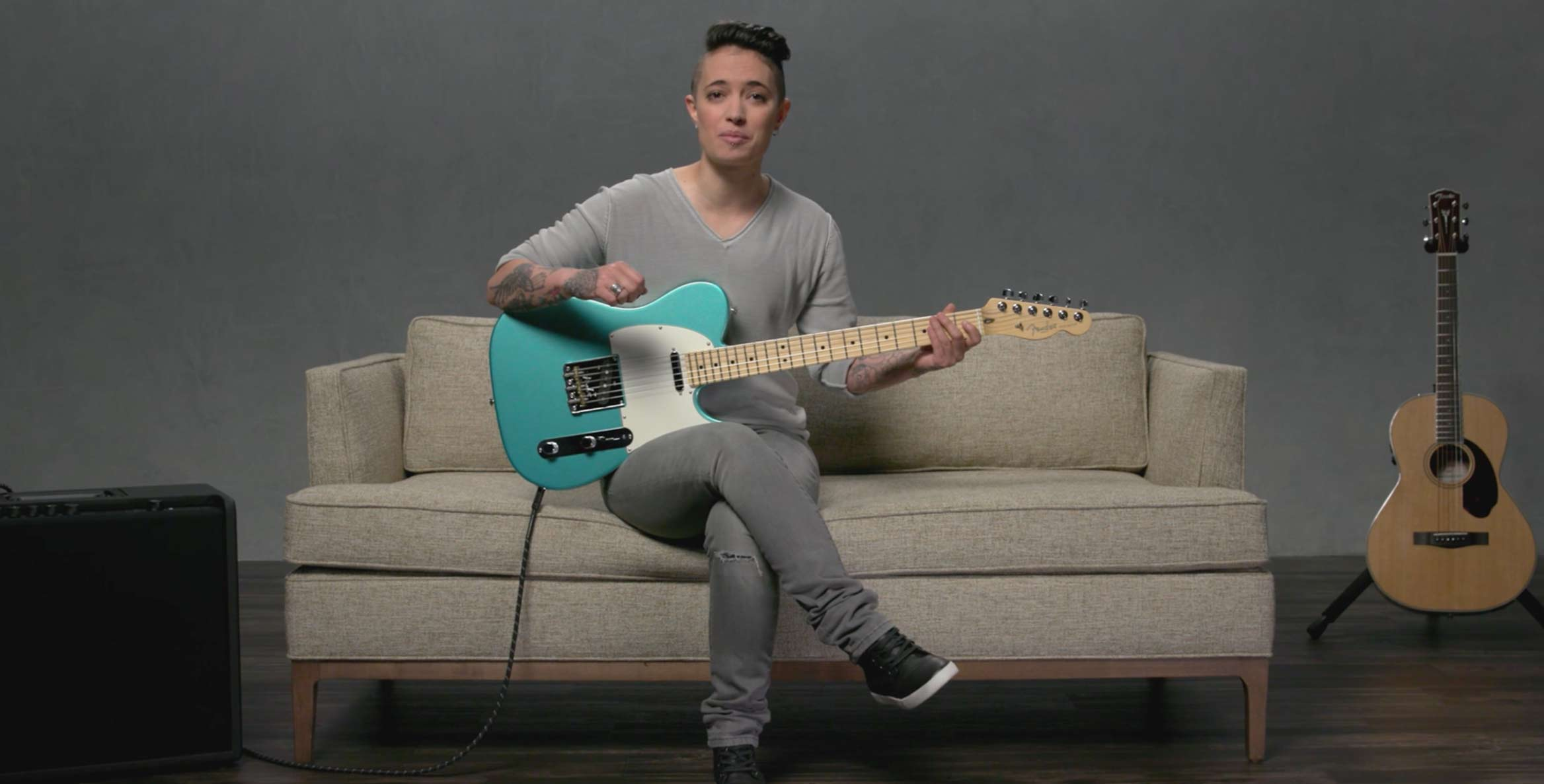 10 Easy Songs To Learn On Electric Guitar Fender Guitars