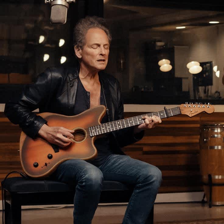 Fender Re-Creation: Lindsey Buckingham Performs