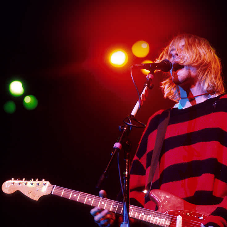 Fender Play Live: Learn to Play Like Nirvana