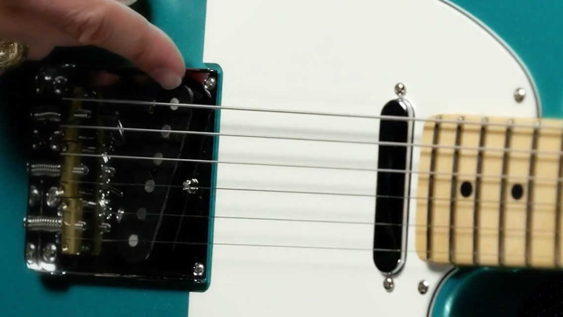 fender tech talklearn what makes an electric guitar different from an acoustic, its various parts and the different tones for each of its six strings