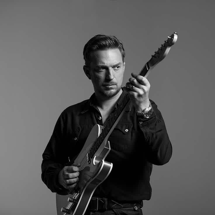 JD McPherson Talks Telecaster, Troubadours and the Golden Age of Guitars
