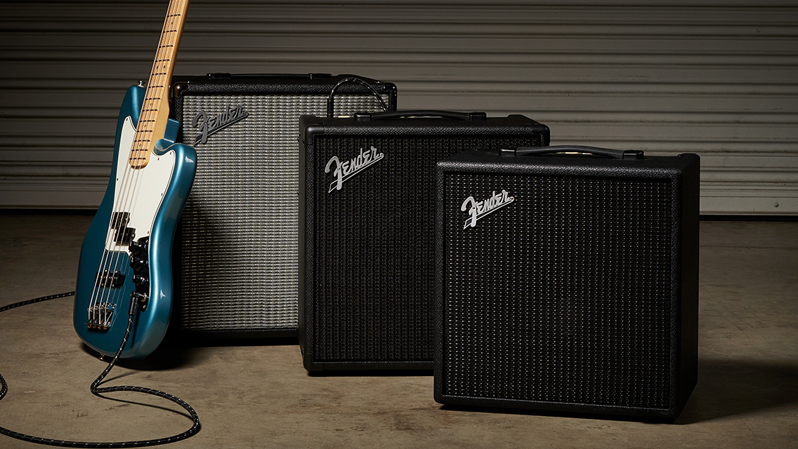 A History of the Fender Champ Amplifier | Fender Guitars