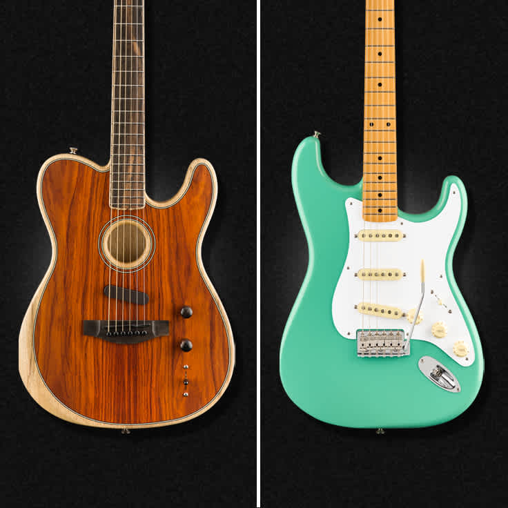 First Look: Dive Into Fender's 2019 Summer NAMM Debuts