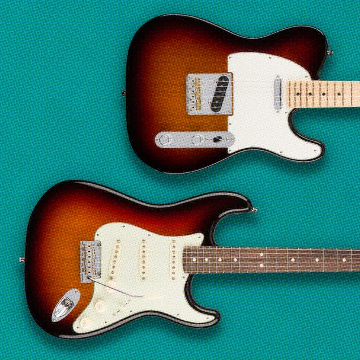 Stratocaster or Telecaster: Understanding the Basic Differences