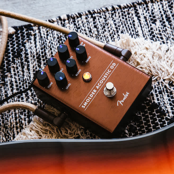 Distortion, Fuzz and Delay: How Fender's Pedals Can Expand Your Tone
