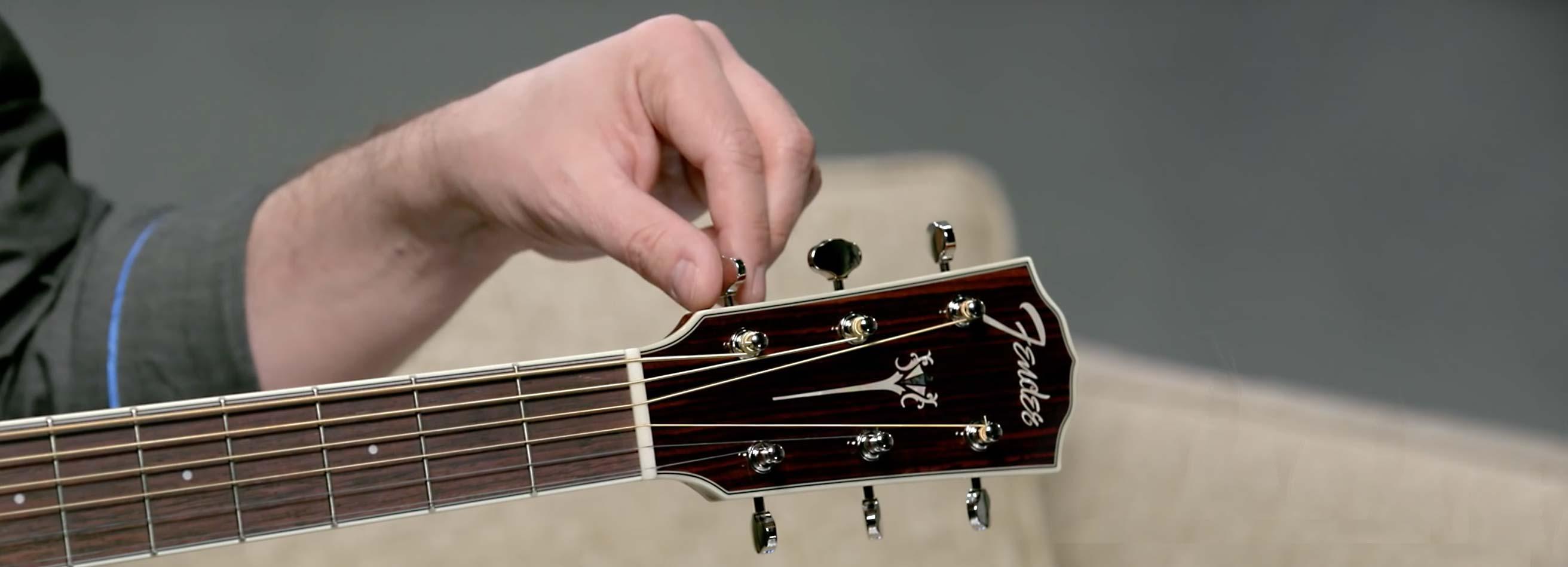 stemme guitar tuner
