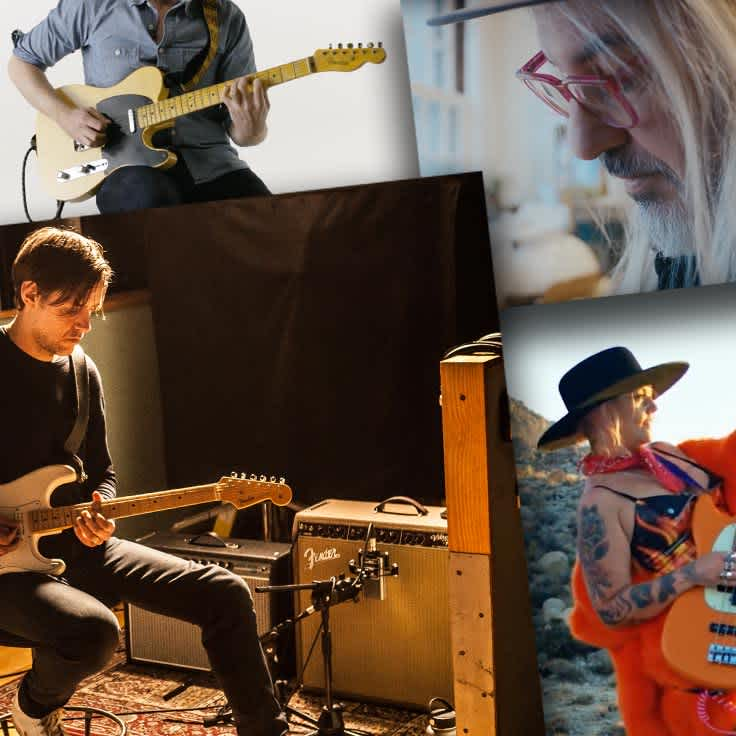 Looking Back: Fender's 2017 Highlights