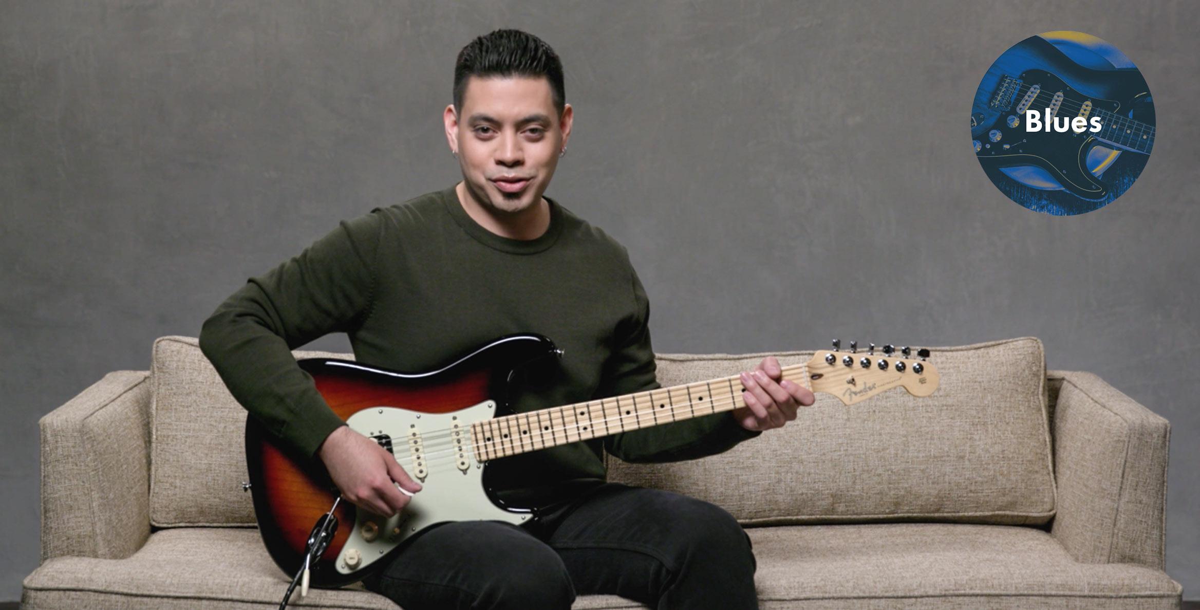 10 Easy Blues Songs On Guitar Beginner Songs Chords Fender
