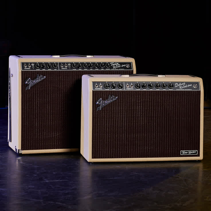 Tone Master Blonde: Fender's Innovative Amps Get a Sound & Style Makeover