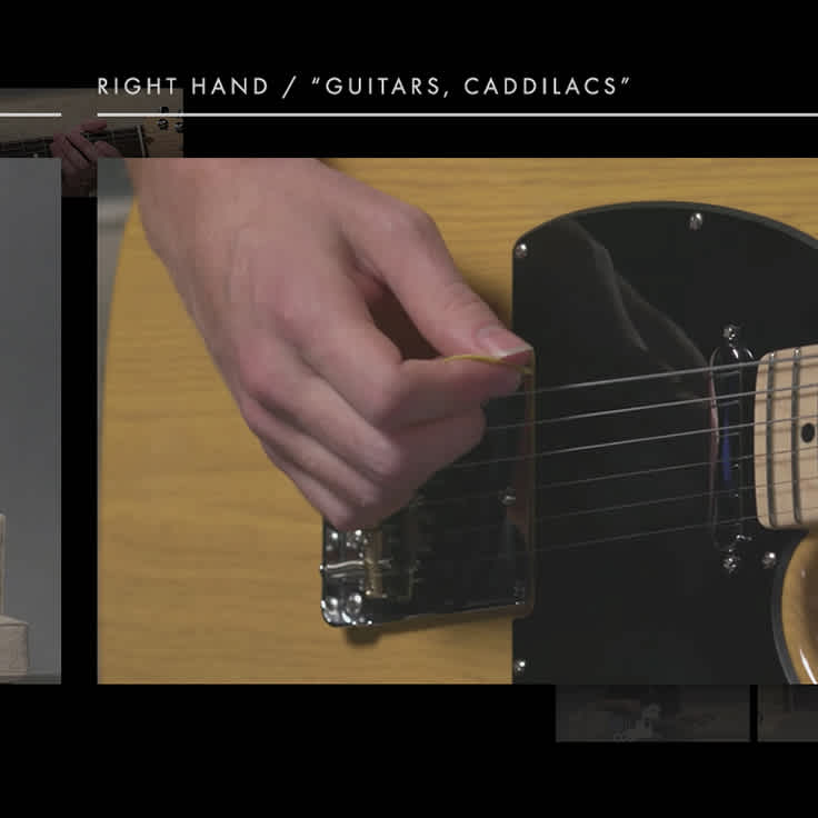 Learn How to Play Dwight Yoakam's 'Guitars, Cadillacs' on Guitar