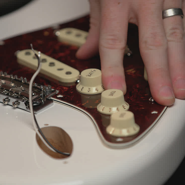 Make a Quick and Easy Upgrade with Preloaded Pickguards