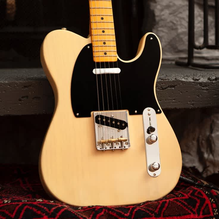 Honoring History: The 70th Anniversary Fender Broadcaster