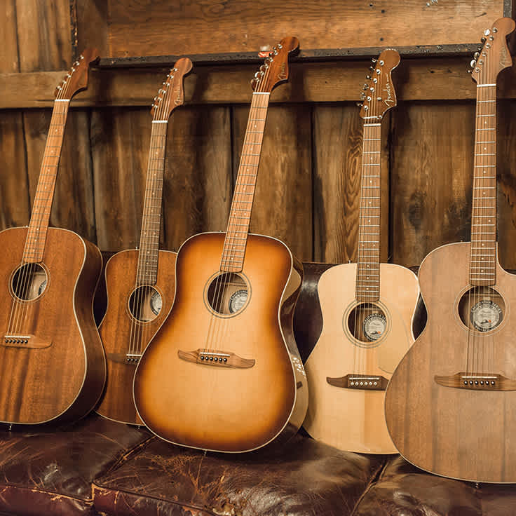 Beginner's Guide to Buying an Acoustic Guitar