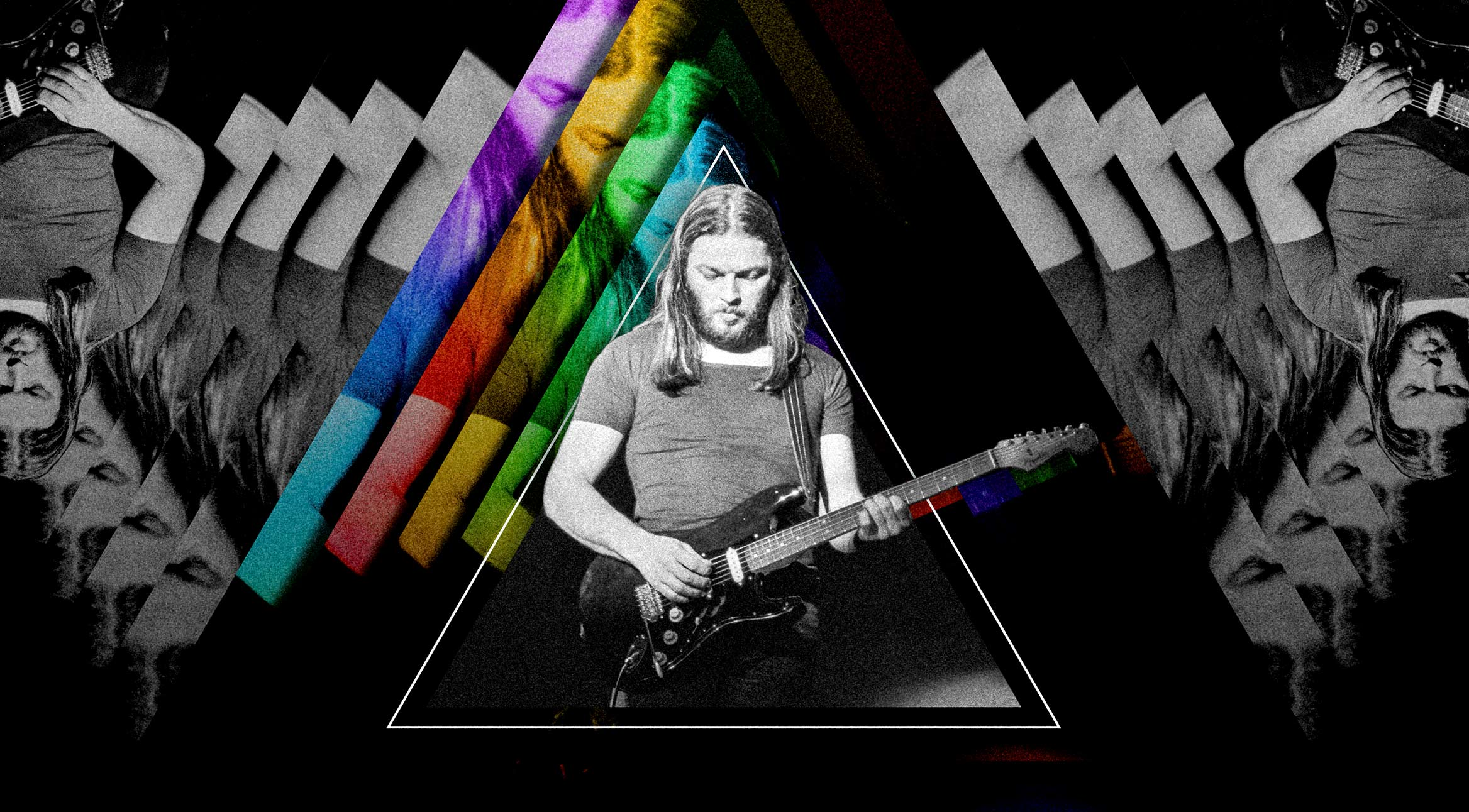 Iconic Mods: David Gilmour's Black Strat | Fender Guitars on